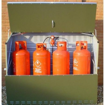 Trimetals SENTURION GAS STORAGE UNIT 447